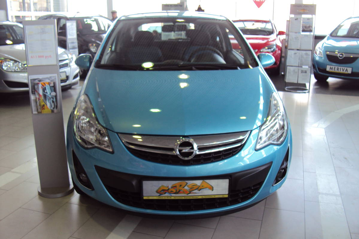 used 2012 opel corsa photos 1300cc gasoline ff manual for sale. Black Bedroom Furniture Sets. Home Design Ideas