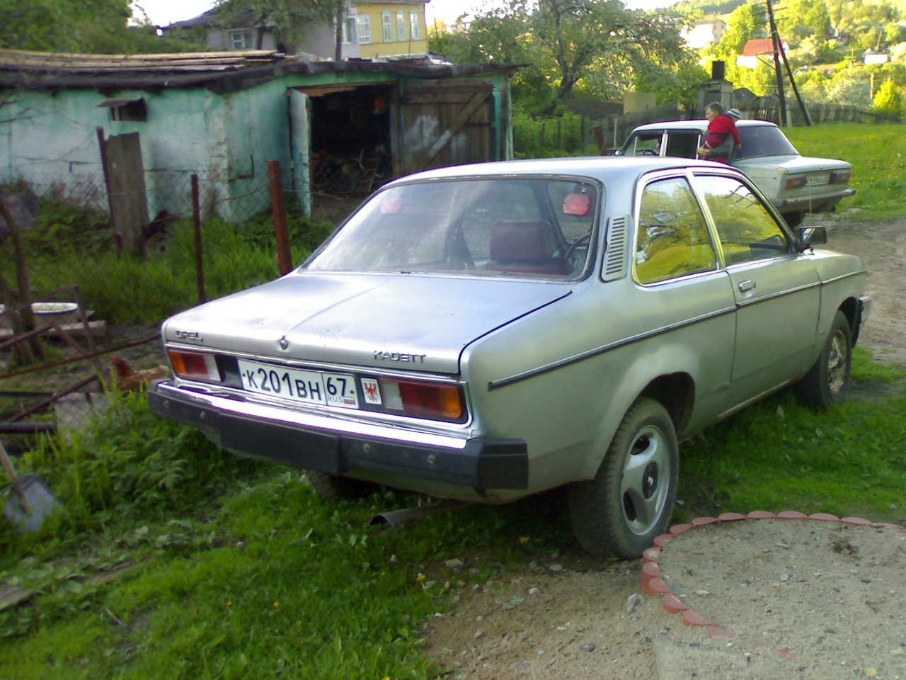Used 1979 opel kadett photos 1200cc gasoline fr or rr for Opel kadett e interieur