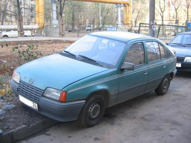 1987 opel kadett e pictures 1300cc manual for sale. Black Bedroom Furniture Sets. Home Design Ideas
