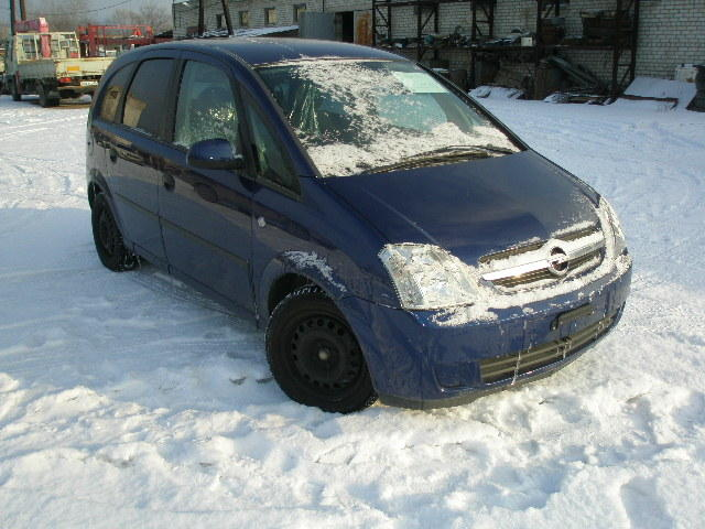 2004 opel meriva pictures gasoline ff automatic for sale. Black Bedroom Furniture Sets. Home Design Ideas
