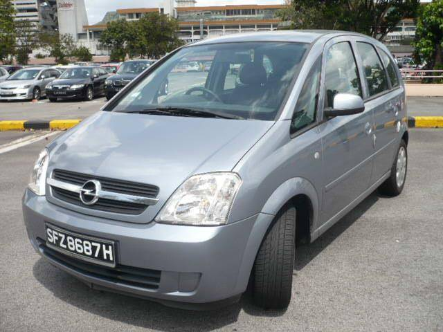 used 2005 opel meriva wallpapers gasoline ff automatic for sale. Black Bedroom Furniture Sets. Home Design Ideas
