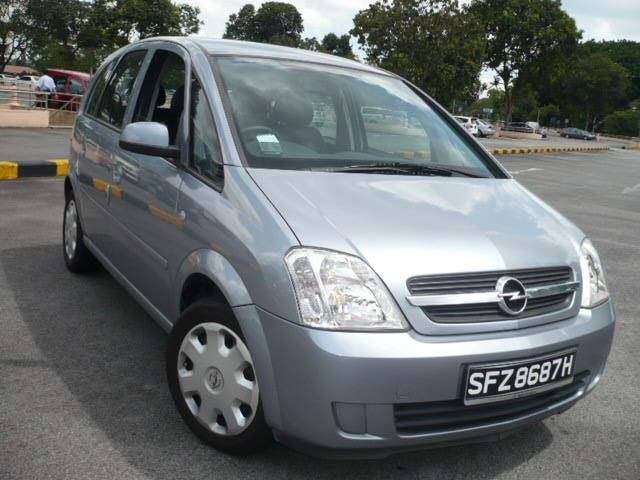 2005 opel meriva for sale 1600cc gasoline ff automatic for sale. Black Bedroom Furniture Sets. Home Design Ideas