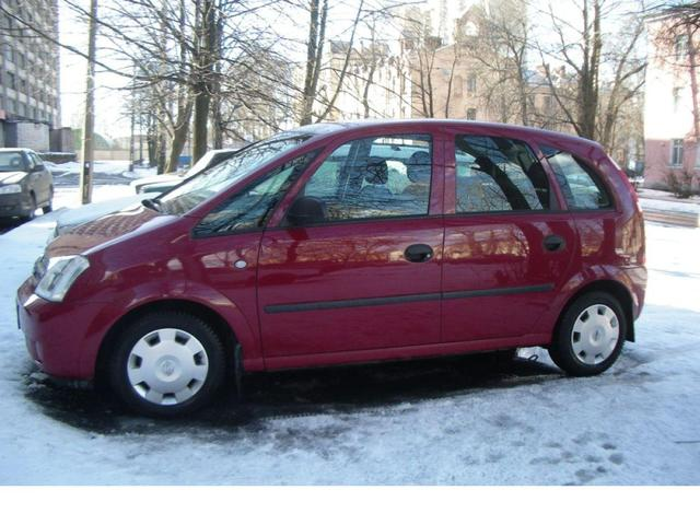 2005 opel meriva photos 1 6 gasoline ff manual for sale. Black Bedroom Furniture Sets. Home Design Ideas