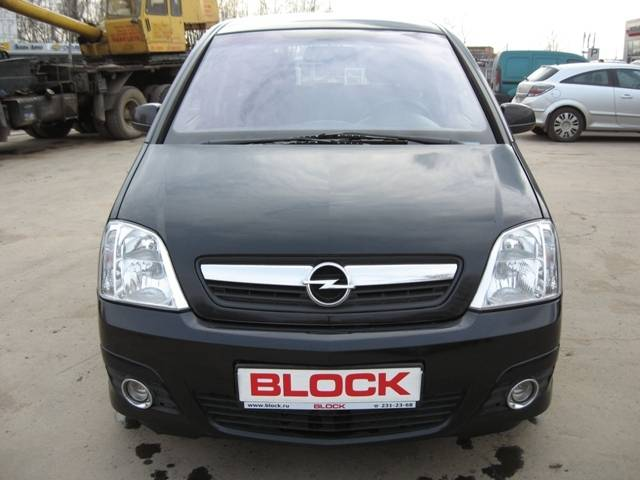 used 2007 opel meriva photos 1598cc gasoline ff automatic for sale. Black Bedroom Furniture Sets. Home Design Ideas
