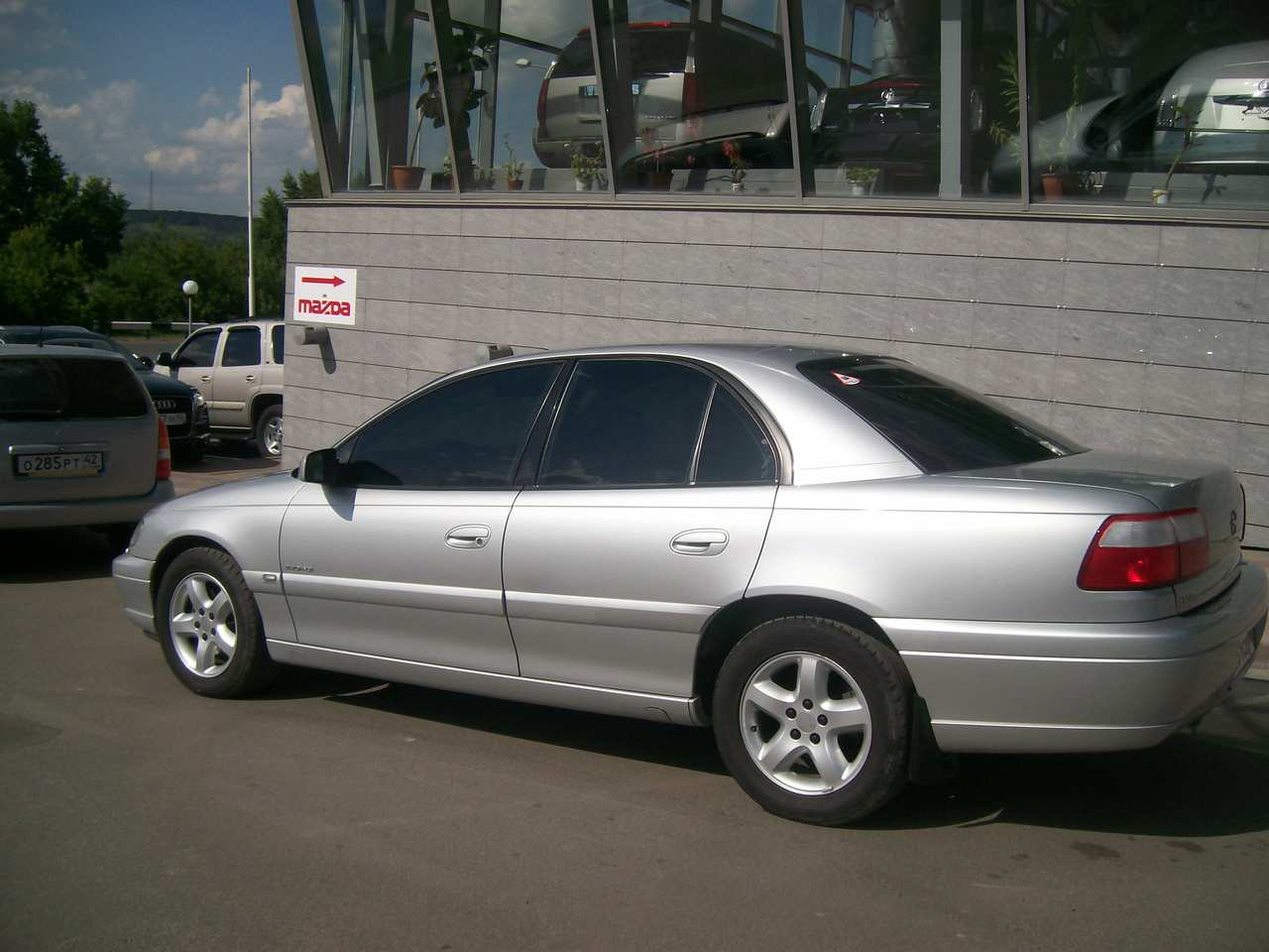 2002 opel omega for sale 2600cc gasoline fr or rr automatic for sale. Black Bedroom Furniture Sets. Home Design Ideas