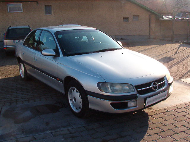 opel omega b 1996