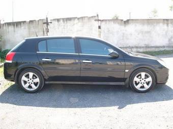 Opel Vectra (2006) - pictures, information & specs