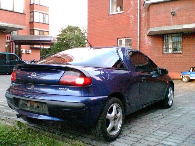1995 opel tigra pictures 1cc gasoline ff manual for sale rh cars directory net Opel Tigra Nera Opis Opel Tigra