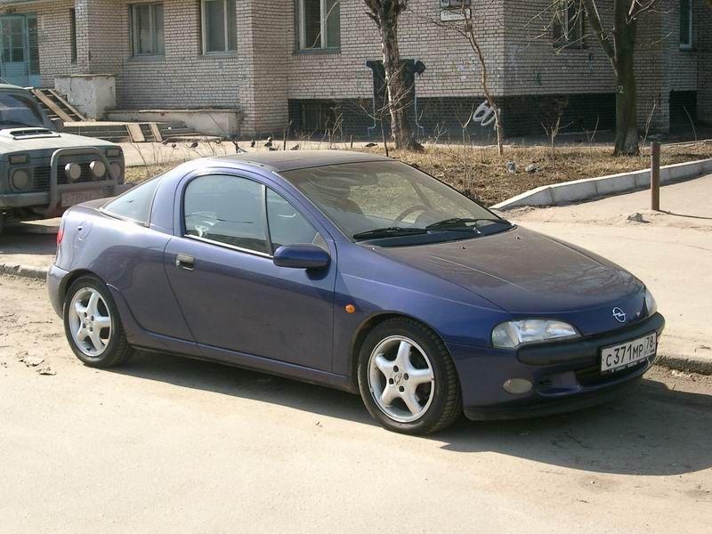 Foto di Opel Tigra - Foto di auto
