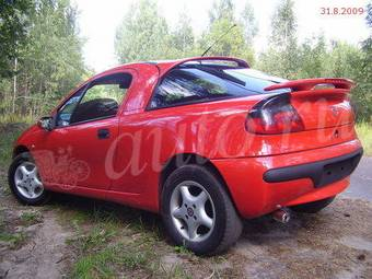 1999 OPEL Tigra Photos