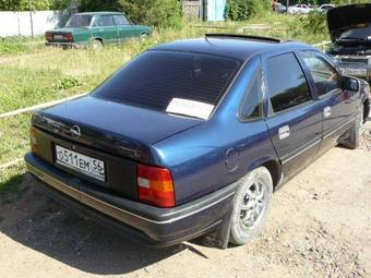 1991 OPEL Vectra For Sale
