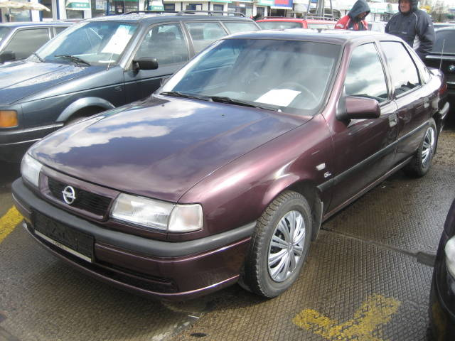 1995 opel vectra pictures 2000cc gasoline ff manual for sale