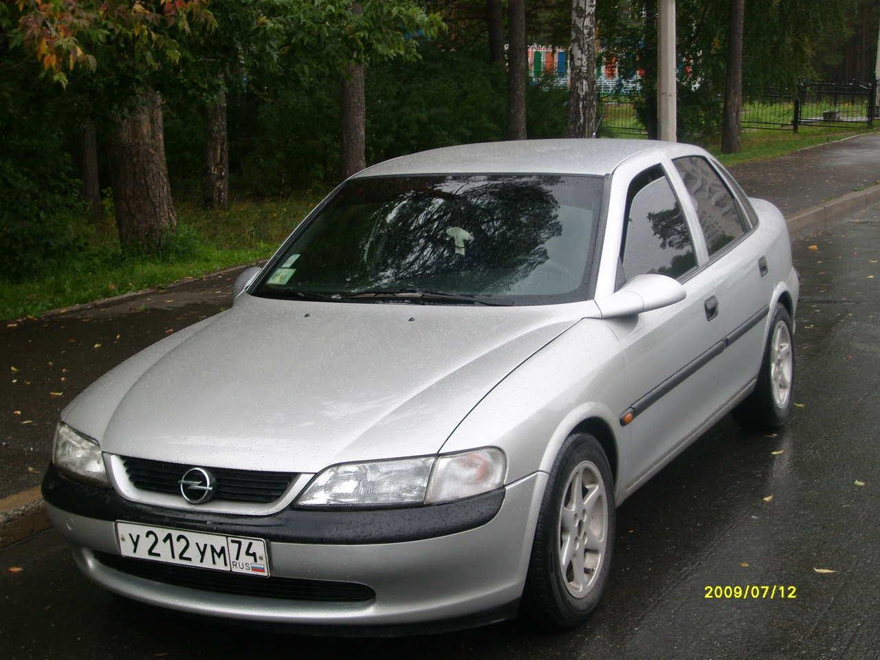 Opel Vectra A B Orig