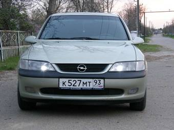 Opel Gt For Sale >> 1997 OPEL Vectra Photos, 1.6, Gasoline, FF, Manual For Sale