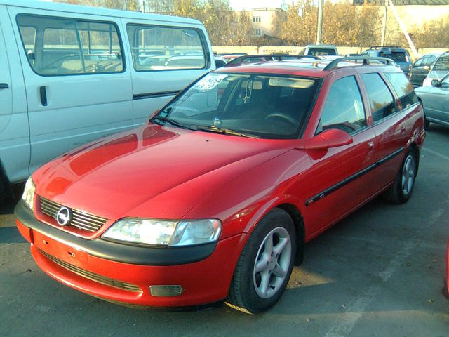 1998 opel vectra pictures 2000cc gasoline ff automatic for sale. Black Bedroom Furniture Sets. Home Design Ideas