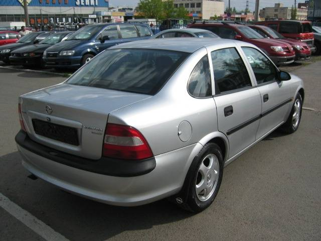 used 1998 opel vectra photos 1600cc ff manual for sale. Black Bedroom Furniture Sets. Home Design Ideas