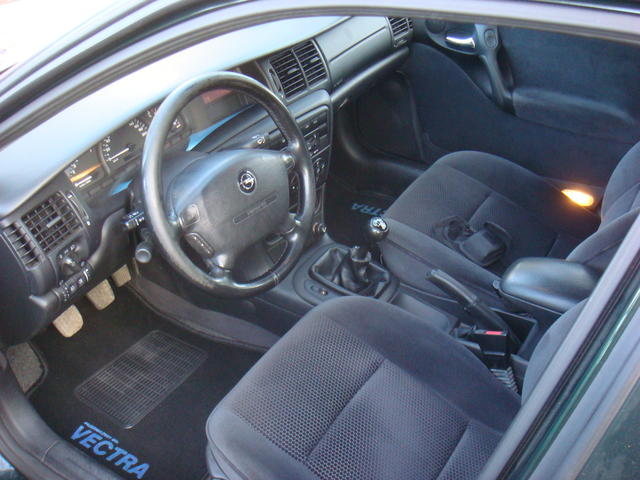 opel vectra b manual pdf