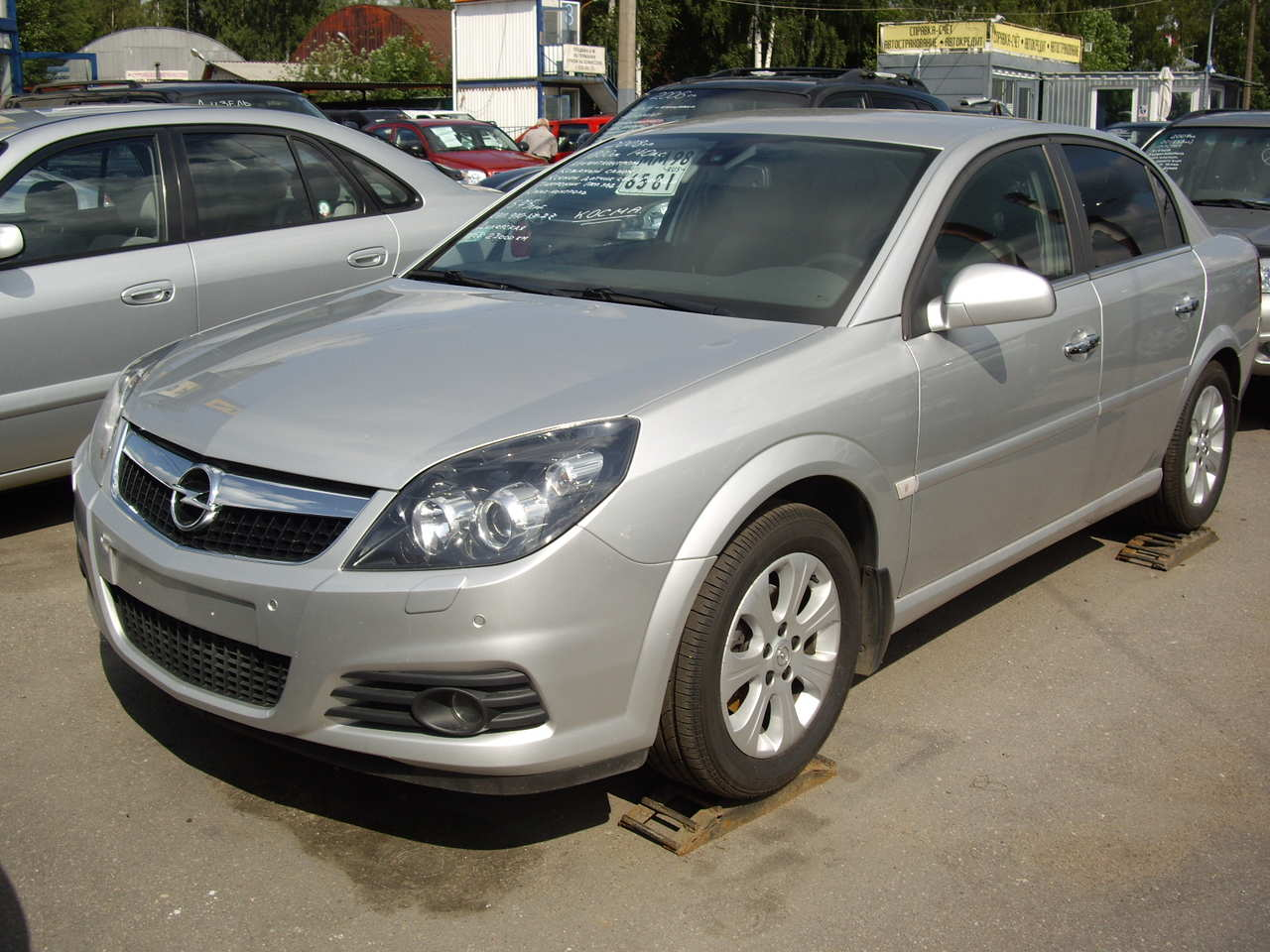2007 Opel Vectra Pictures 1800cc Gasoline Ff Manual