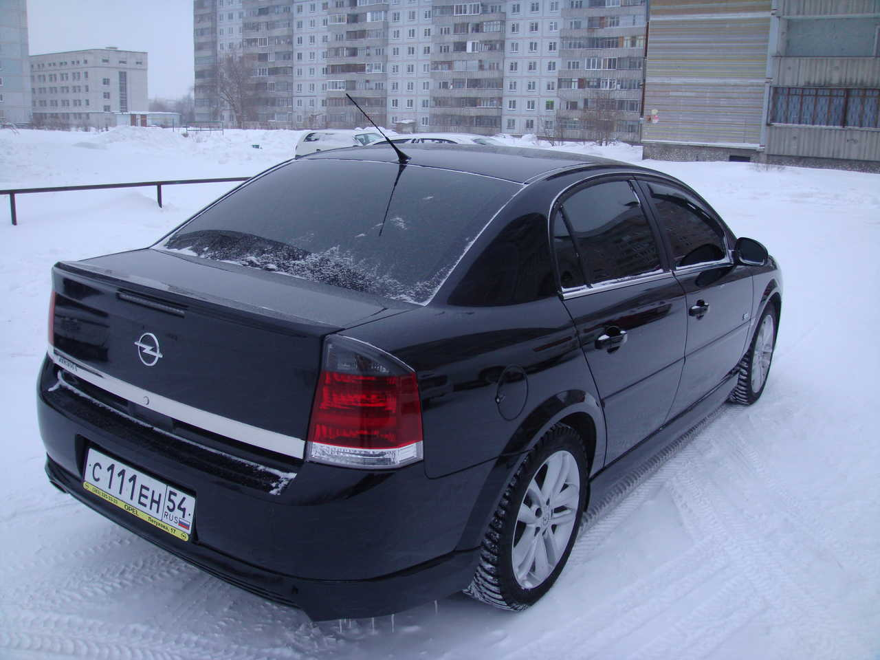 2008 Opel Vectra Specs  Engine Size 1800cm3  Fuel Type