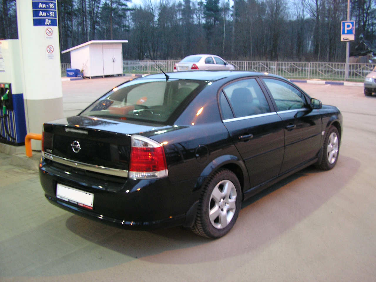 2008 Opel Vectra Photos 1 8 Gasoline Ff Manual For Sale