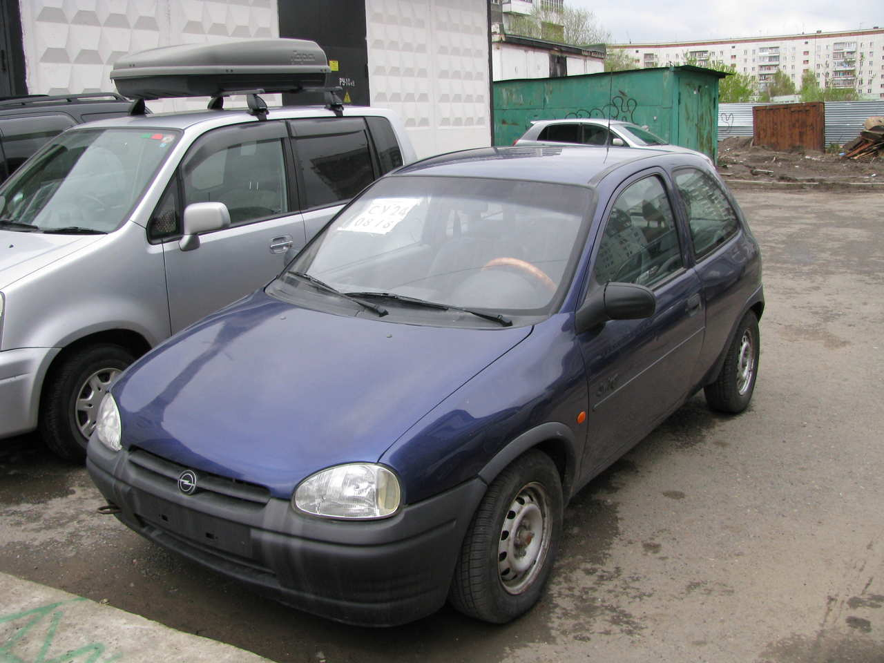 1996 opel vita images 1400cc gasoline ff automatic for sale. Black Bedroom Furniture Sets. Home Design Ideas