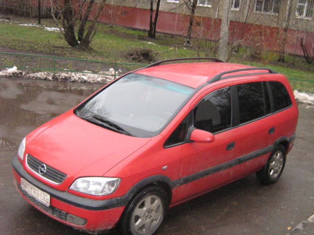 2000 opel zafira pictures for sale. Black Bedroom Furniture Sets. Home Design Ideas