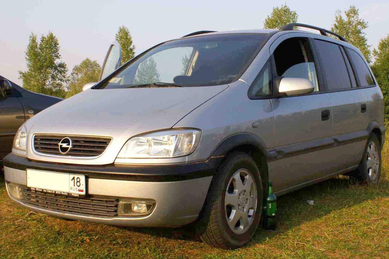 2000 opel zafira pictures 1800cc gasoline ff manual for sale. Black Bedroom Furniture Sets. Home Design Ideas