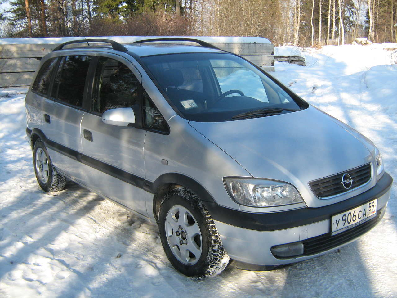 used 2001 opel zafira photos 1995cc diesel ff manual for sale. Black Bedroom Furniture Sets. Home Design Ideas