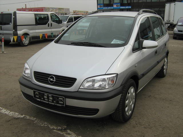 2002 opel zafira pictures 1800cc ff automatic for sale. Black Bedroom Furniture Sets. Home Design Ideas