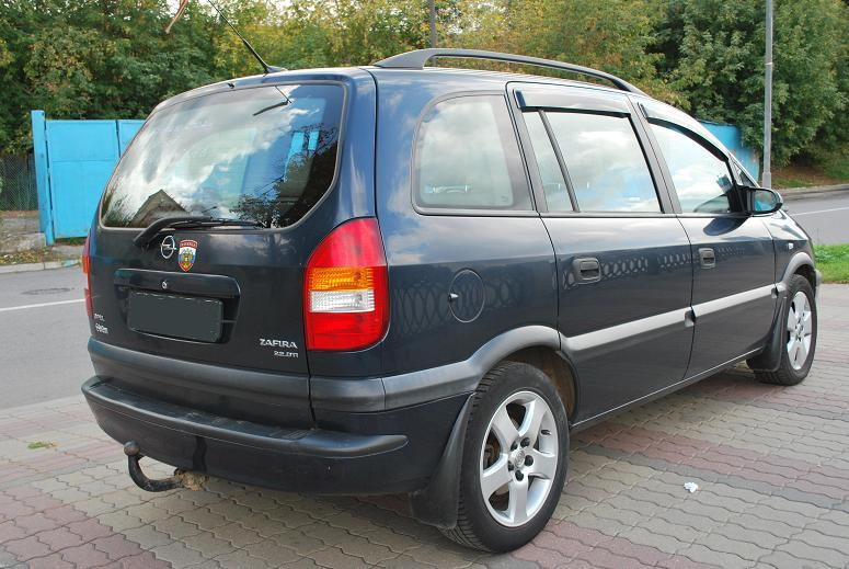 used 2002 opel zafira photos 2200cc diesel ff manual for sale. Black Bedroom Furniture Sets. Home Design Ideas