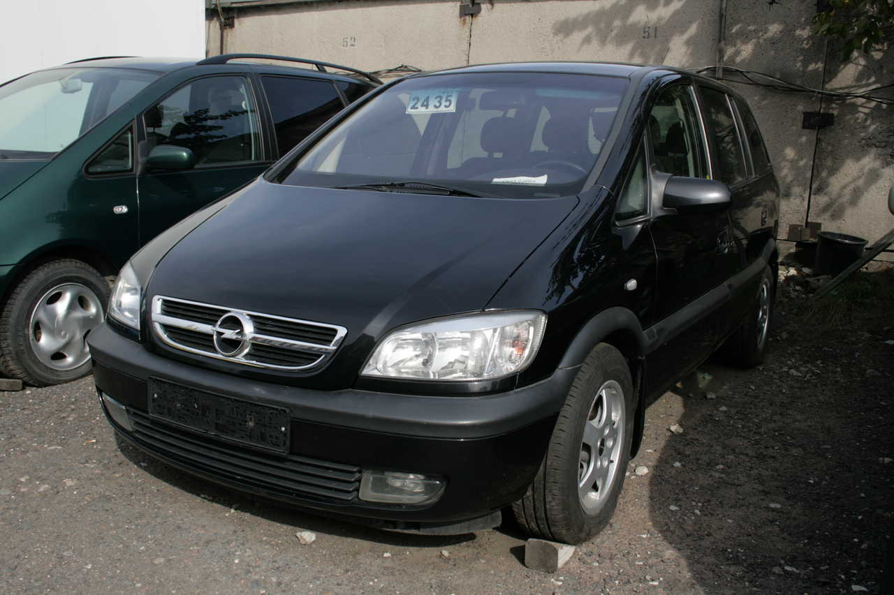 2003 opel zafira pictures 2000cc automatic for sale. Black Bedroom Furniture Sets. Home Design Ideas