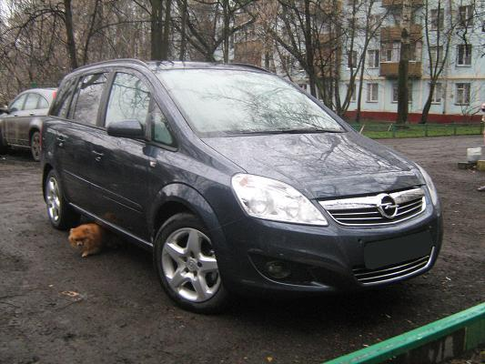 2008 opel zafira for sale 1 8 gasoline ff automatic for sale. Black Bedroom Furniture Sets. Home Design Ideas