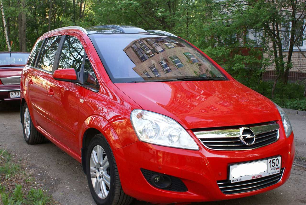 2008 opel zafira wallpapers gasoline ff automatic for sale. Black Bedroom Furniture Sets. Home Design Ideas