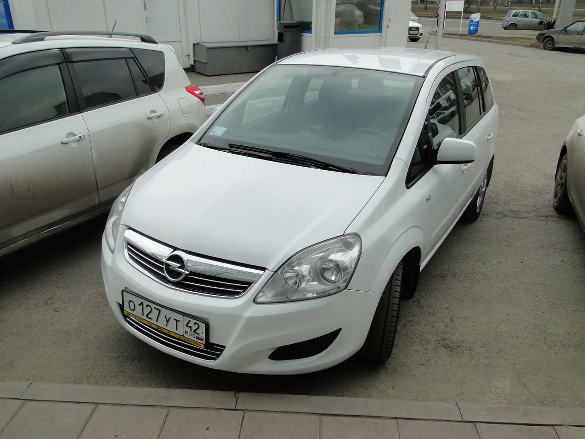 used 2010 opel zafira photos 1800cc automatic for sale. Black Bedroom Furniture Sets. Home Design Ideas