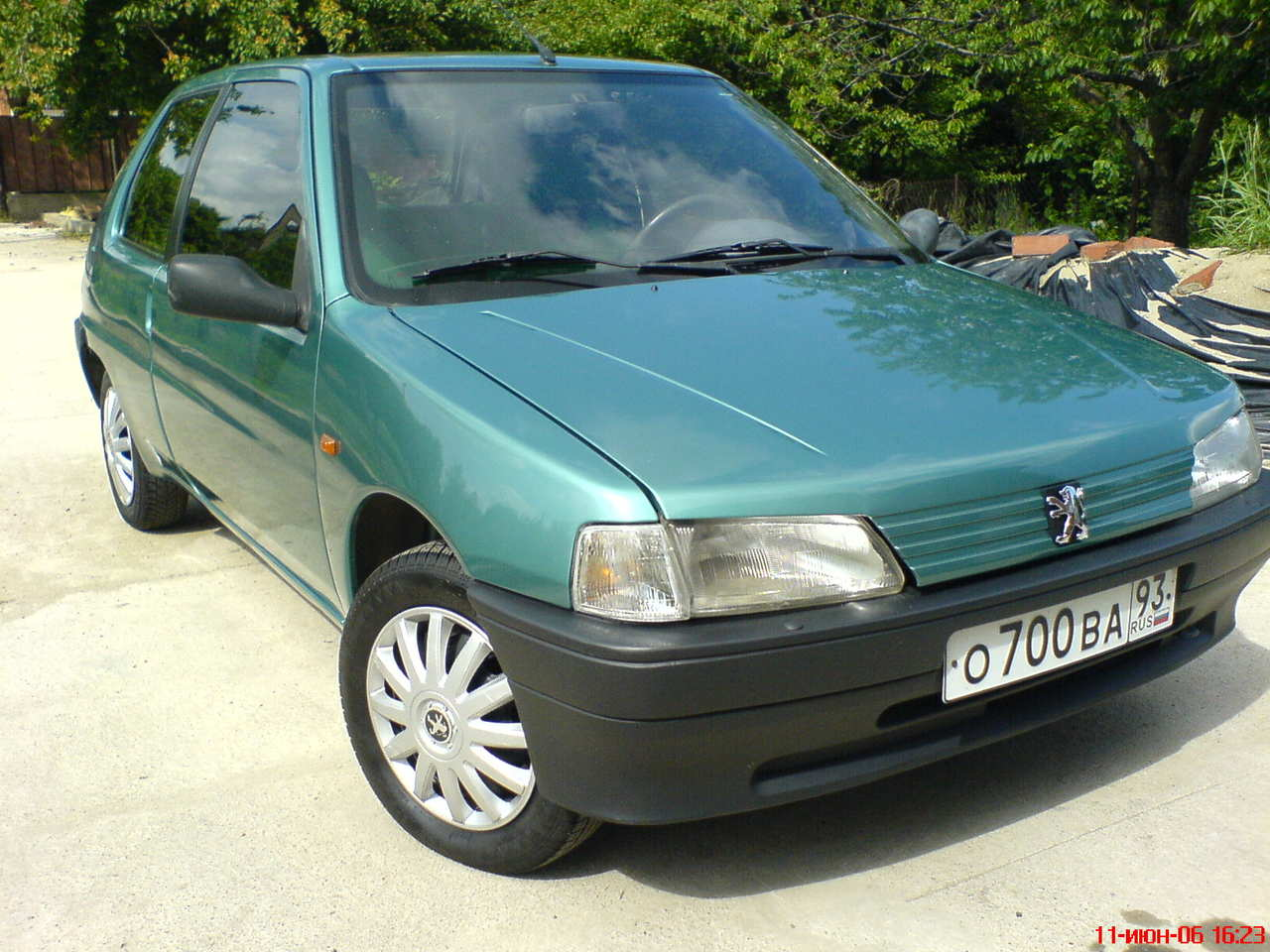 used 1993 peugeot 106 photos 1100cc gasoline ff manual for sale. Black Bedroom Furniture Sets. Home Design Ideas