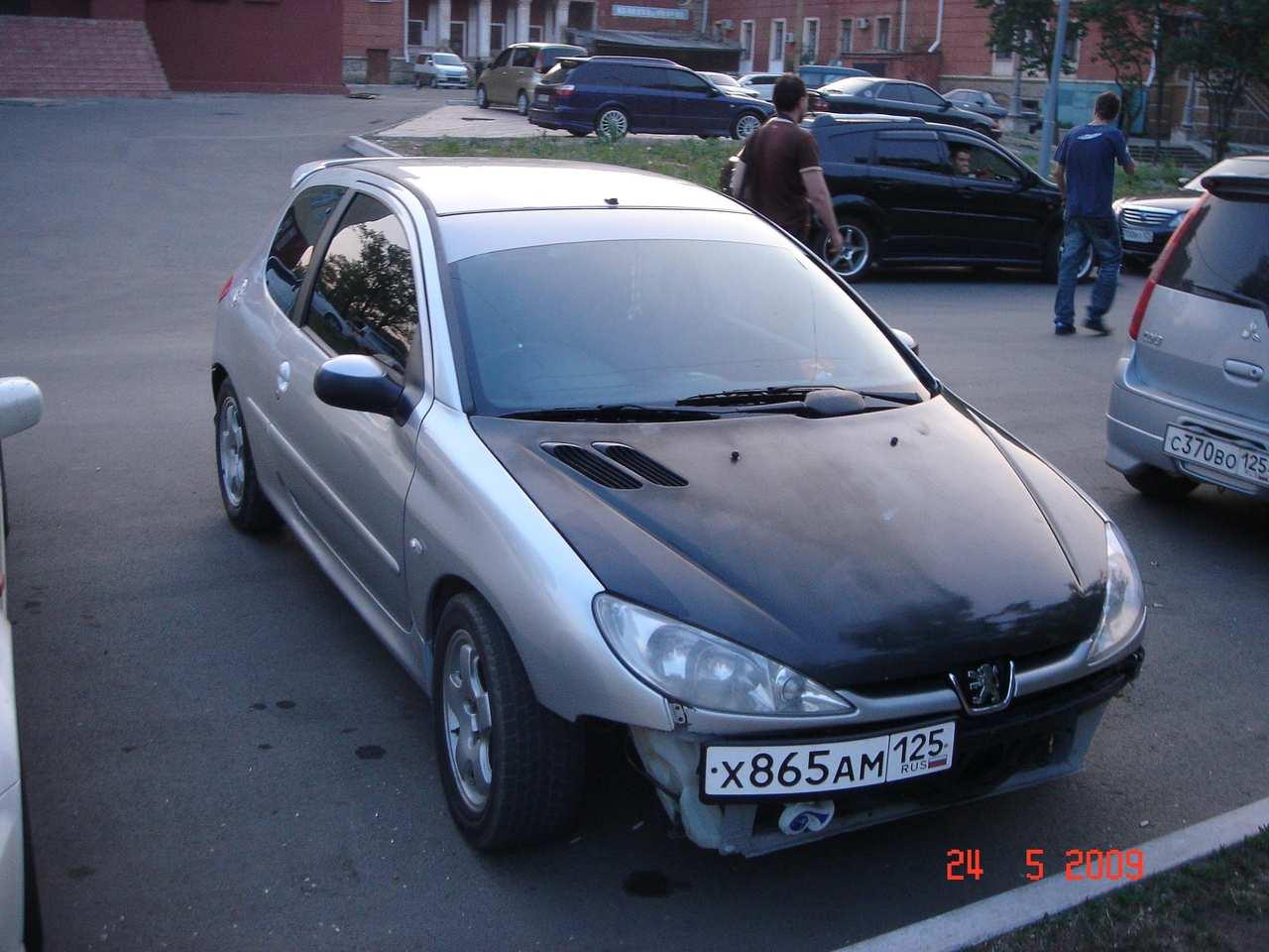 1999 Peugeot 206