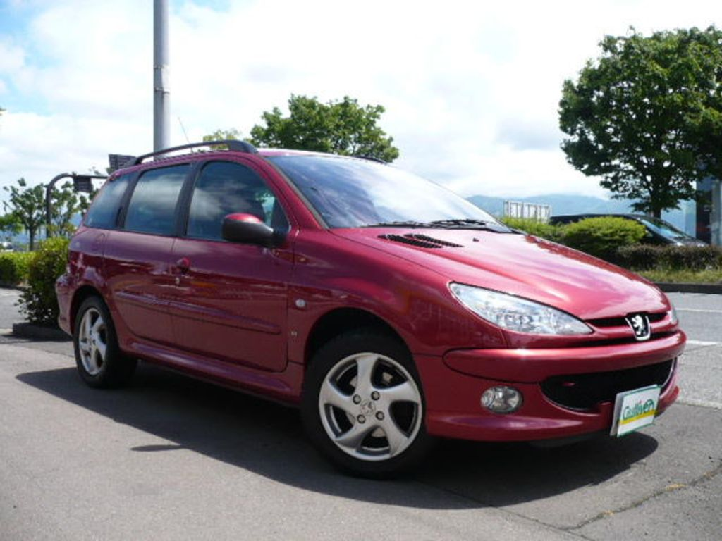2004 Peugeot 206 For Sale