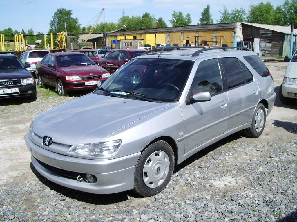 2005 Peugeot 306 Pictures, 1.4l., Gasoline, FF, Manual For Sale