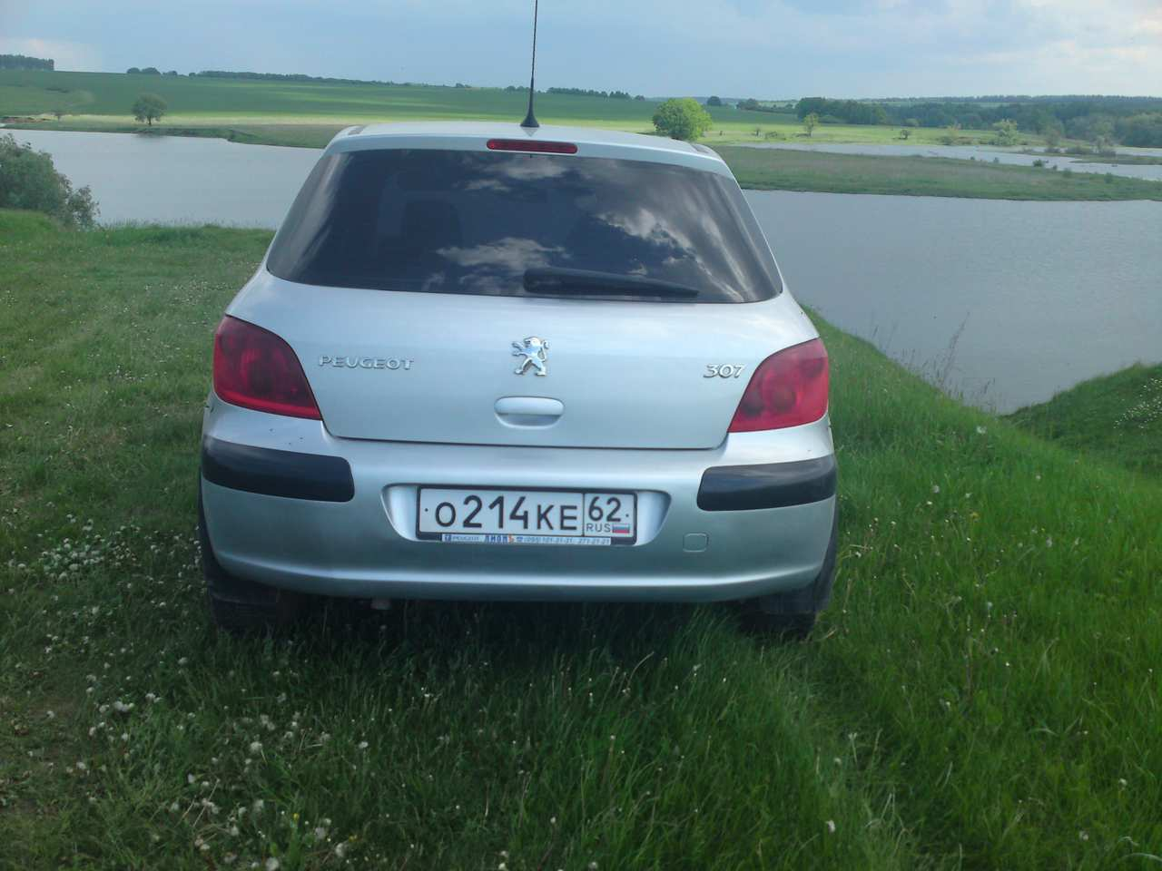 2002 peugeot 307 for sale, gasoline, ff, automatic for sale