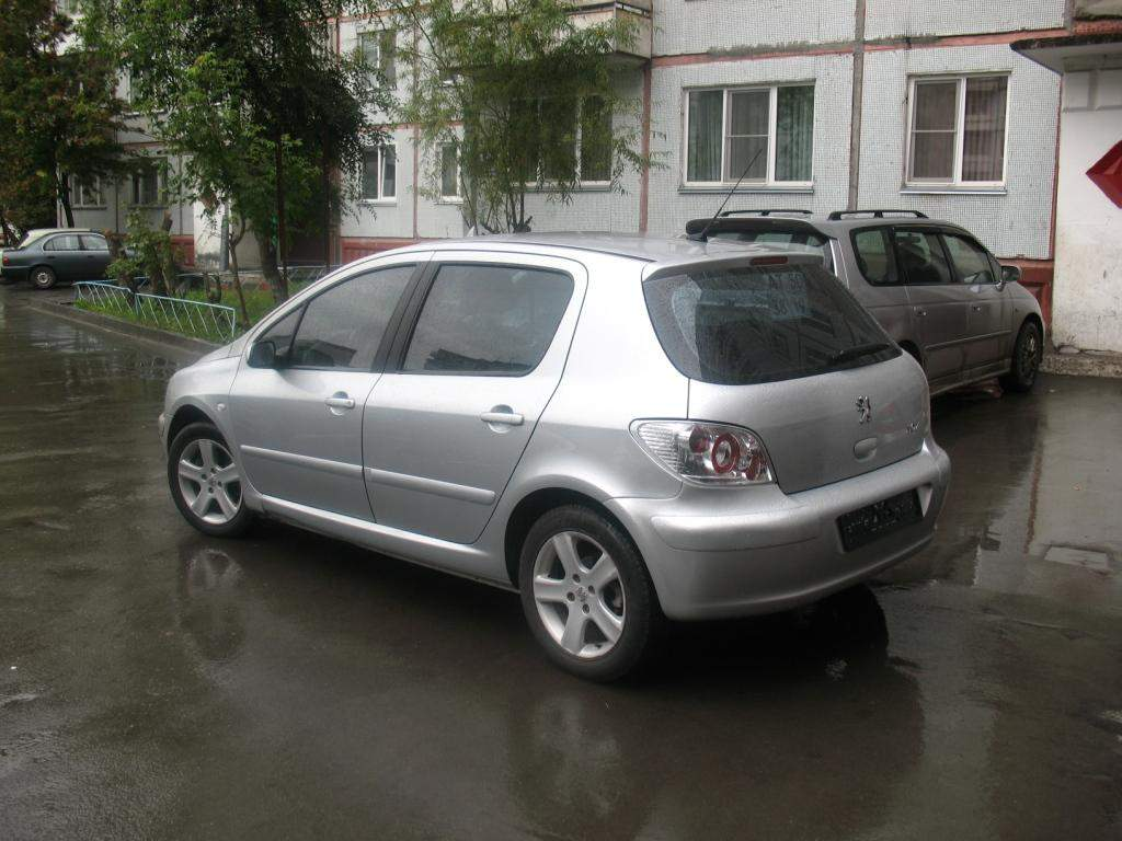used 2003 peugeot 307 photos 2000cc gasoline ff automatic for sale. Black Bedroom Furniture Sets. Home Design Ideas