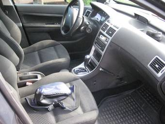 used 2006 peugeot 307 photos, 1600cc., gasoline, ff, automatic for sale