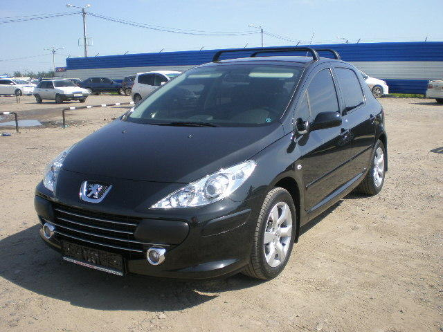 2008 peugeot 307 photos 1 6 gasoline ff automatic for sale. Black Bedroom Furniture Sets. Home Design Ideas
