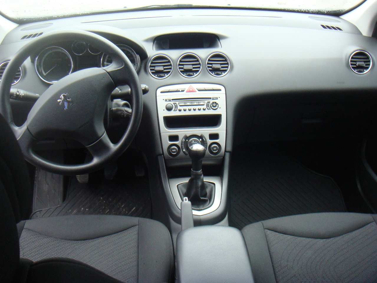 2008 Peugeot 308 Wallpapers 1 6l Gasoline Ff Manual