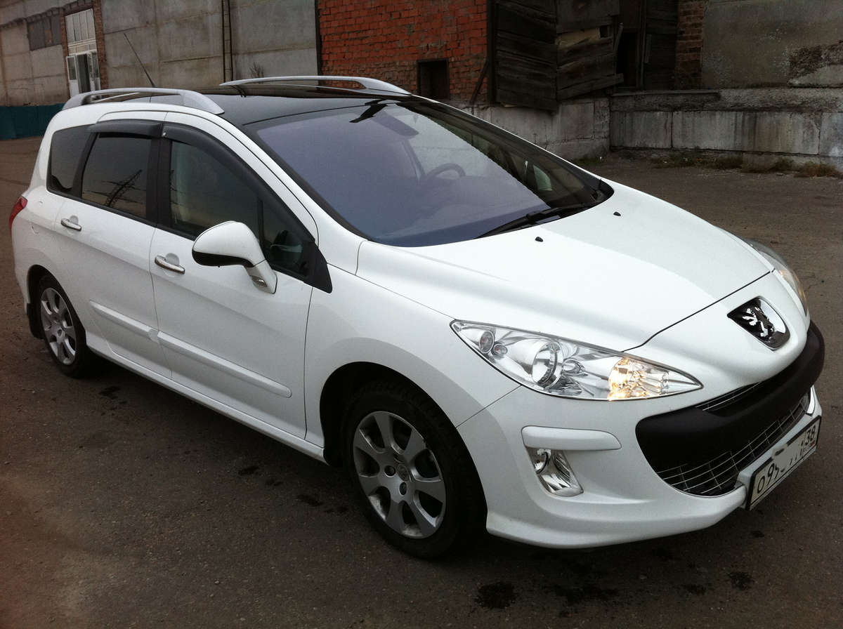 2010 peugeot 308 sw images 1600cc gasoline ff automatic for sale. Black Bedroom Furniture Sets. Home Design Ideas