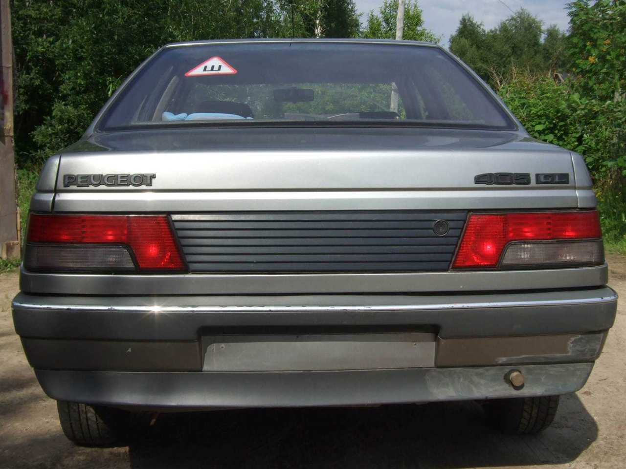 1988 Peugeot 405 Specs  Engine Size 1 6l   Drive Wheels Ff