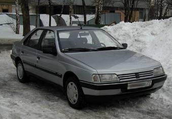 1993 Peugeot 405 For Sale, 1600cc., Gasoline, FF, Manual For Sale
