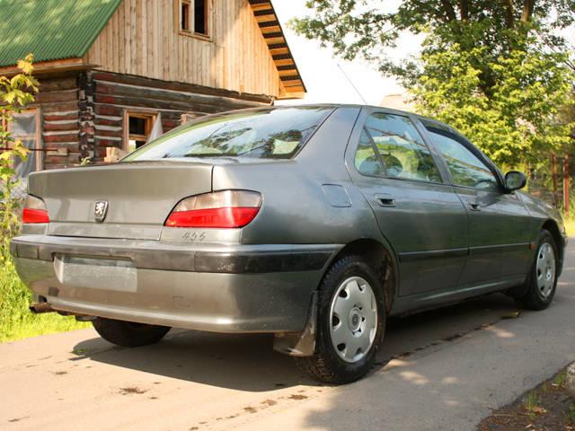 1997 Peugeot 406 For Sale, 1800cc., Gasoline, FF, Manual For Sale