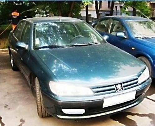 used 1998 peugeot 406 photos 2000cc gasoline ff automatic for sale. Black Bedroom Furniture Sets. Home Design Ideas