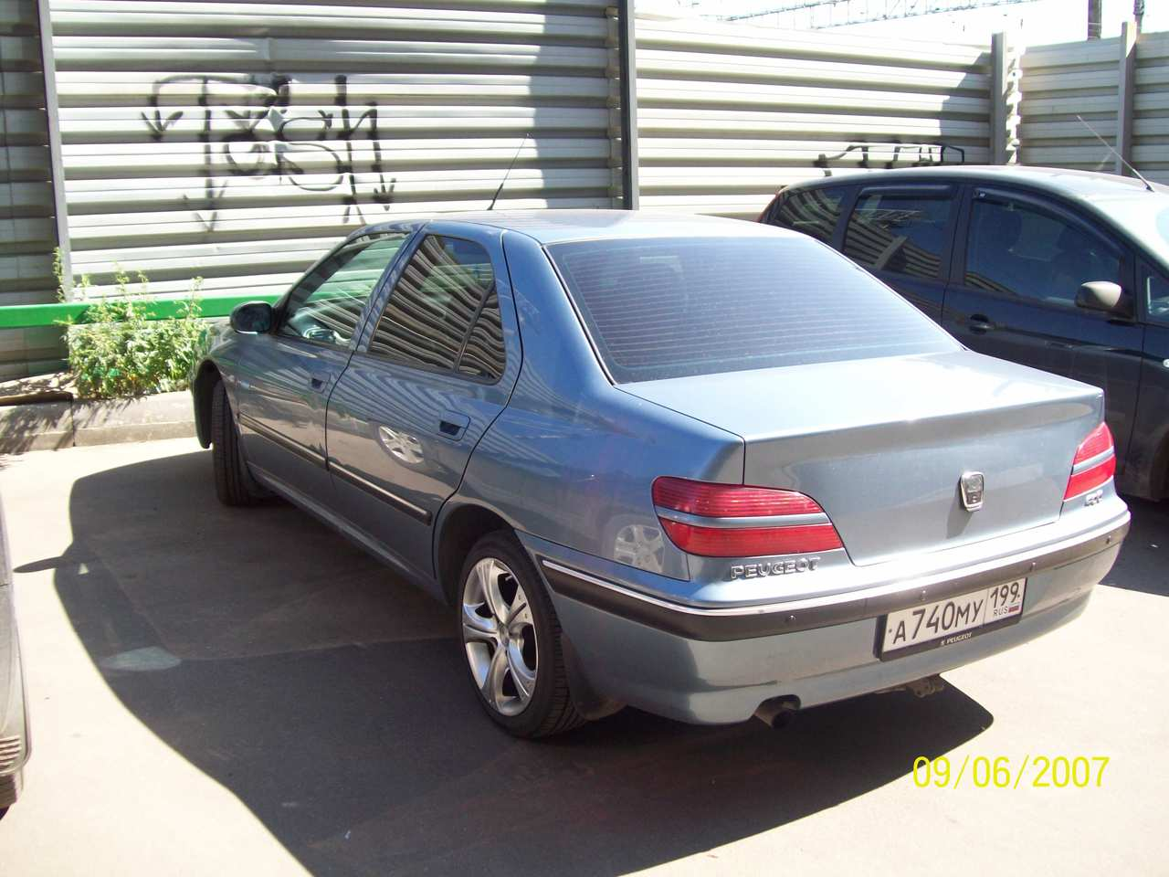 used 2001 peugeot 406 photos 1800cc gasoline ff manual for sale. Black Bedroom Furniture Sets. Home Design Ideas