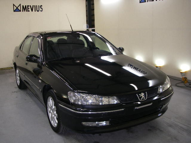 2002 Peugeot 406 Pictures, 2.2l., Gasoline, FF, Manual For Sale